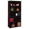 Series C: Open Double Bookcase