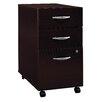Bush Industries Series C 3 Drawer Mobile File Cabinet
