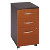 Bush Industries Series C 3 Drawer Mobile File Cabinet