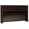 "Bush Industries Series C: 43"" H x 71"" W Hutch  (4-Door)"