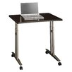 Bush Industries Adjustable Series C Mobile Table