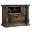 Hooker Furniture Davalle 3 Drawer Utility File Cabinet