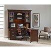 Hooker Furniture Latitude L-Shape Desk Office Suite