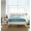 Hooker Furniture Melange Quatrefoil Poster Bed