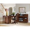 <strong>Wendover L-Shape Office Suite</strong> by Hooker Furniture