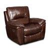 Hooker Furniture Glider Leather Recliner