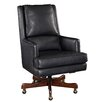 Hooker Furniture Leather Tilt Swivel Executive Chair