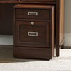 <strong>Latitude 1 Drawer Mobile File</strong> by Hooker Furniture