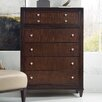 Hooker Furniture Ludlow 5 Drawer Chest