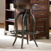 """<strong>Wendover 24"""" Adjustable Bar Stool</strong> by Hooker Furniture"""