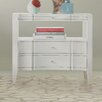 Hooker Furniture Melange Quatrefoil 2 Drawer Nightstand