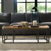 Hooker Furniture Coffee Table with Tray Top