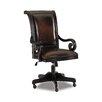 Hooker Furniture Telluride Leather Tilt Swivel Chair