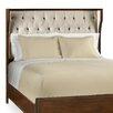 Hooker Furniture Palisade Upholstery Shelter Headboard