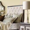 Hooker Furniture Melange Albion Tufted Headboard