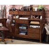 Hooker Furniture Danforth Open Credenza with Smart Hutch