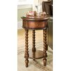 <strong>Hooker Furniture</strong> Seven Seas Inlay Top  End Table