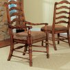 <strong>Waverly Place Ladderback Arm Chair (Set of 2)</strong> by Hooker Furniture