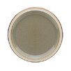 "<strong>Denby</strong> Fire 10.5"" Sage / Cream Dinner Plate"
