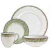 Denby Monsoon Daisy 4 Piece Place Setting