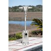 Fire Sense Stainless Steel Elite Round Patio Heater