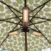 <strong>Fire Sense</strong> Umbrella Electric Patio Heater