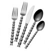 <strong>Towle Silversmiths</strong> Calypso 20 Piece Flatware Set