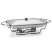 <strong>Modernist Chafing Dish</strong> by Towle Silversmiths