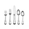 French Provincial 46 Piece Flatware Set and Serving Setting