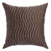 Softline Home Fashions Palatial Wave Stripe Decorative Pillow