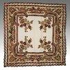 Debage Inc. Tudor Appliqué Velvet Table Cover