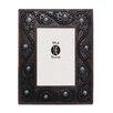 "HiEnd Accents 4"" x 6"" Scrolled Lacing Picture Frame (Set of 2)"