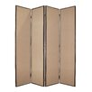 "<strong>Screen Gems</strong> 84"" x 80"" Valencia 4 Panel Room Divider"