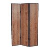 "<strong>71"" X 47"" Java 3 Panel Room Divider</strong> by Screen Gems"