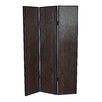 "<strong>Screen Gems</strong> 71"" x 47"" Sonoma 3 Panel Room Divider"