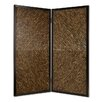 "Screen Gems 74"" x 63"" Anacapa Screen 2 Panel Room Divider"