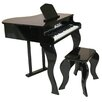 <strong>Schoenhut</strong> Elite Baby Grand Piano in Black