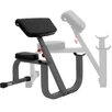 <strong>X-Mark</strong> Commercial Seated Preacher Curl Weight Bench