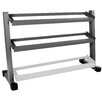 <strong>7400 Series Commercial Dumbbell Rack</strong> by X-Mark