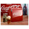 <strong>Classic Coca-Cola Picnic Cooler</strong> by American Retro