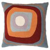 Zaida UK Ltd Abstract Art Eclipse Target Cushion Cover