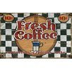 <strong>Vintage Signs</strong> Red Horse Fresh Coffee Vintage Advertisement Plaque