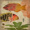 <strong>Natural History 1 Wall Art by Suzanne Nicoll Graphic Art Plaque</strong> by Vintage Signs