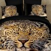 <strong>Dolce Mela</strong> Ghepardo 6 Piece Duvet Cover Set