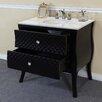 """Bellaterra Home 36"""" Single Bathroom Vanity Set"""