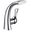 Ultra Faucets Single Handle Bathroom Faucet