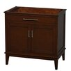 "Wyndham Collection Hatton 36"" Single Bathroom Vanity Base"