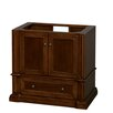 "Wyndham Collection Rochester 38"" Single Bathroom Vanity Base"