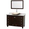 "Wyndham Collection Acclaim 48"" Single Bathroom Vanity Set"