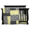 Trend Lab Waverly Rise and Shine 3 Piece Crib Bedding Collection